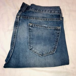 Banana Republic vintage straight jeans size 32X34